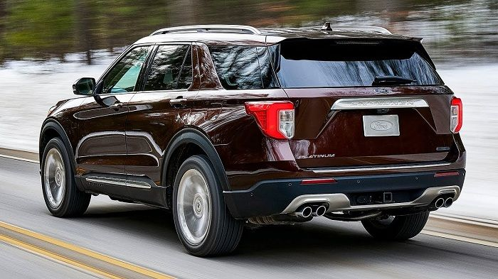 2020 Ford Explorer Xlt In 2020 2020 Ford Explorer Ford Explorer