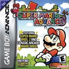 Play Super Mario Advance (Nintendo Game Boy Advance) online   Game Oldies