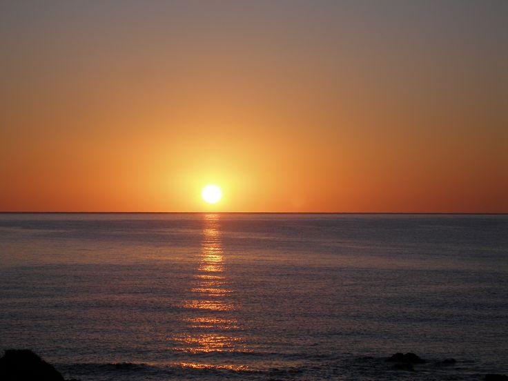 Sardegna - alba a Porto Corallo