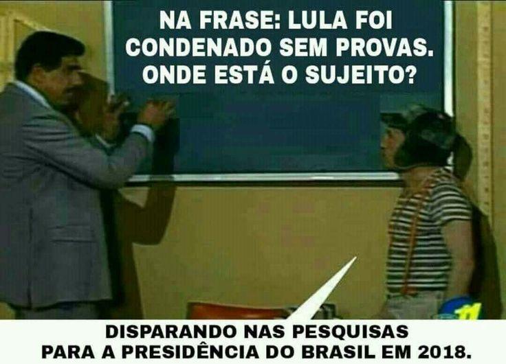 "De ""Clube Lula"" - Facebook"