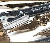 Van der Linde - Kalligrafie pennen