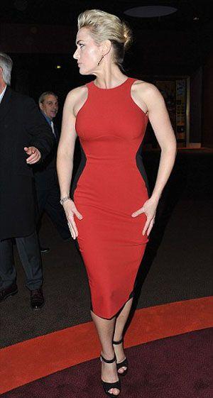 Ещё одно «умное платье» Кейт Уинслет - новости портала красоты myCharm.Ru