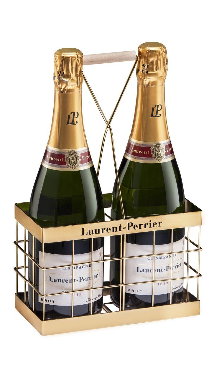 Le Panier Duo de Laurent-Perrier : le futur incontournable de vos apéritifs ensoleillés ! Disponible chez les cavistes dès 75€