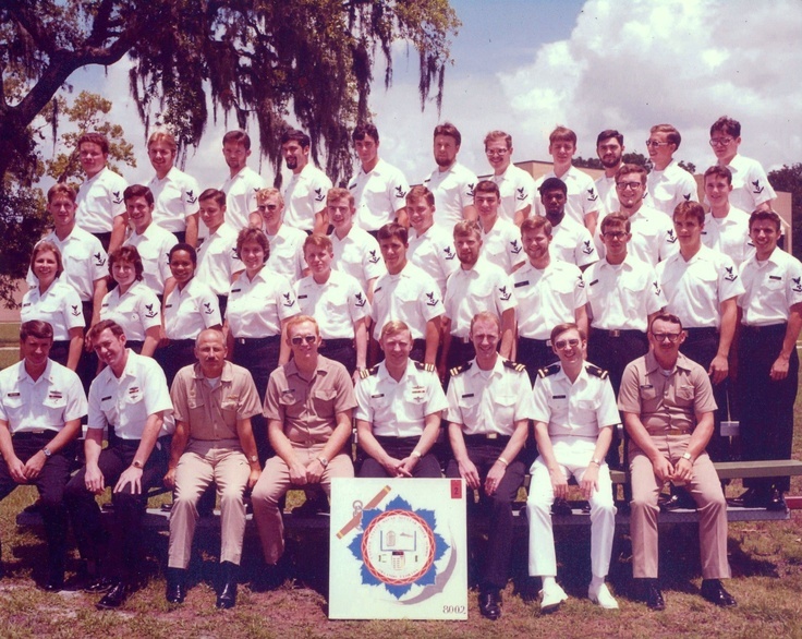 A photo of the first Navy women to attend nuclear power school in the 1980s. Some 120 women were recruited into the nuclear Navy to join the Submarine Force and qualify to stand engineering watches. The Navy later axed the program, which was traced to resistance from senior enlisteds in the Submarine Force. Today, women officers are serving aboard some ballistic and guided missile submarines...