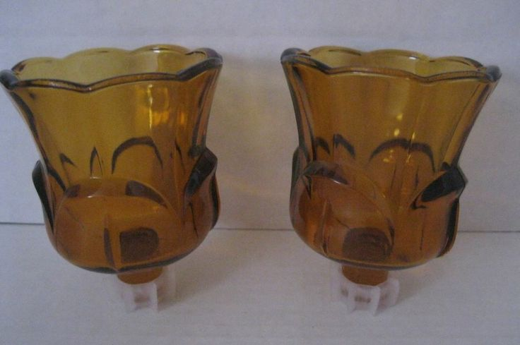Home Interiors Set Of 2 Votive Cups Candle Holders