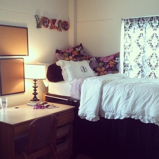 Pinterest Dorm Room Ideas   Dorm Room Ideas / Girly Dorm Room Part 60