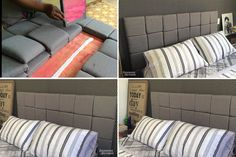 DIY 5 cabeceiras para cama que você mesma pode fazer 3