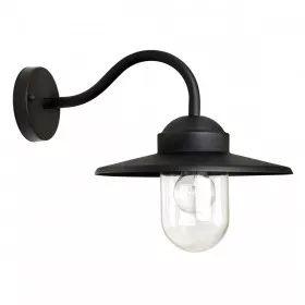 Wandlamp Dolce Retro Zwart