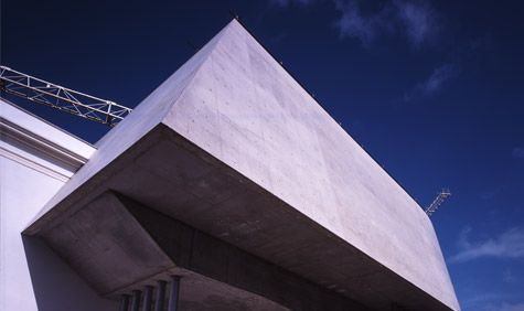 Rome National Musuem of XXI Century Arts  Fab 40: MAXXI | Architecture | Wallpaper* Magazine