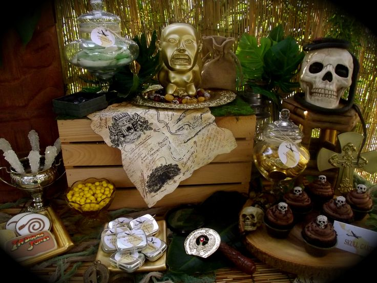 588 best images about party ideas and decorations on pinterest indiana jones party indiana - Indiana jones party decorations ...