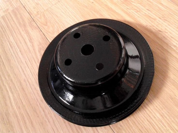 6972 Chevy V8 Water Pump Pulley 3995631AO Sold Parts