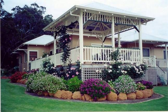 Moss Brook Bed and Breakfast and Garden | Nannup, WA | Accommodation. From $150 per night. Sleeps 6. #cottage #garden