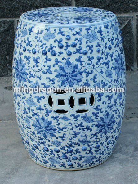 Charming 369 Best Ceramic Garden Stools Images On Pinterest | Garden Stools, Blue  And White And Chinese Garden