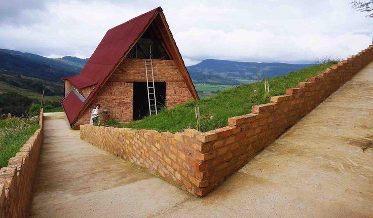 Galería de Vivienda Social Rural / Estación Espacial Arquitectos - 11