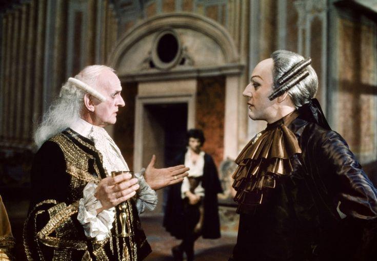 """""""Il Casanova de Fellini"""", 1976."""