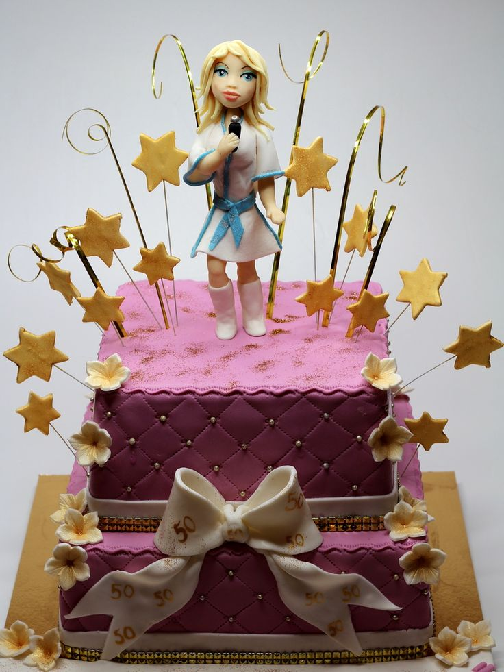12 best Cake ideas images on Pinterest Music cakes Birthday