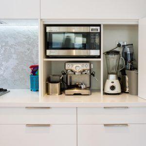 Interior Kitchen Appliance Storage best 25 kitchen appliance storage ideas on pinterest cabinet diy hidden appliances and applianc