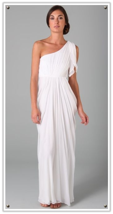 17 best images about greco roman on pinterest marchesa for Toga style wedding dress