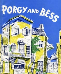 "Porgy and Bess,"" an ambitious folk opera written by Du Bose Heyward and George and Ira Gershwin, opens to mixed reviews. Its relatively short run sends the Gershwins back to Hollywood."