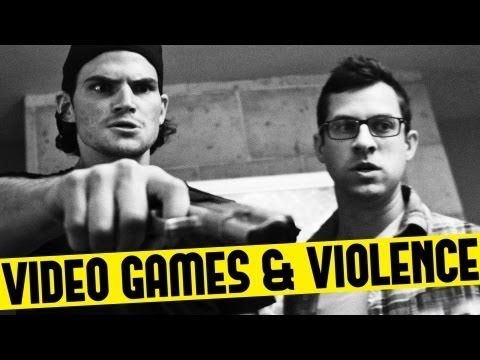 video games and violence is there Americans have long been drawn to the idea that violent movies or video games  can provoke actual delinquency or serious crime in 1963, the.