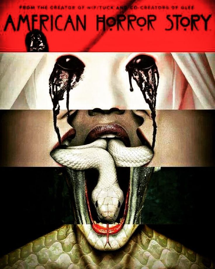American Horror Story i love that in every season you find out something about past seasons