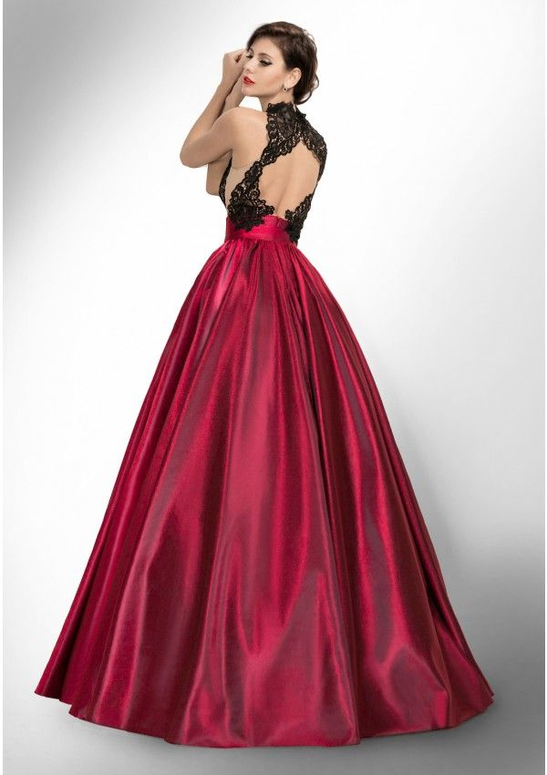 For an elegant look wear a sophisticated princess evening dress, inspired by the timeless elegance of royal courts across the world.