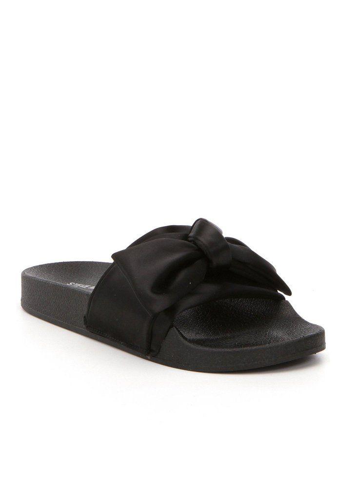 lujo descuento más bajo mejores marcas Steve Madden Silky Slide Sandal in 2020   Slide sandals, Steve ...