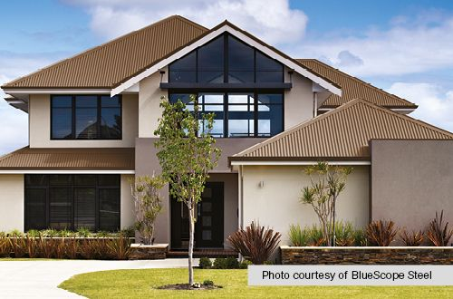 Image result for colour scheme with terracotta roof