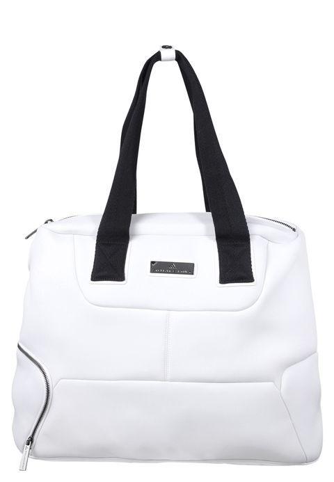 Sacs de sport adidas by Stella McCartney TENNIS - Sac de sport - white/gunmetal blanc: 90,00 € chez Zalando (au 02/03/18). Livraison et retours gratuits et service client gratuit au 0800 915 207.