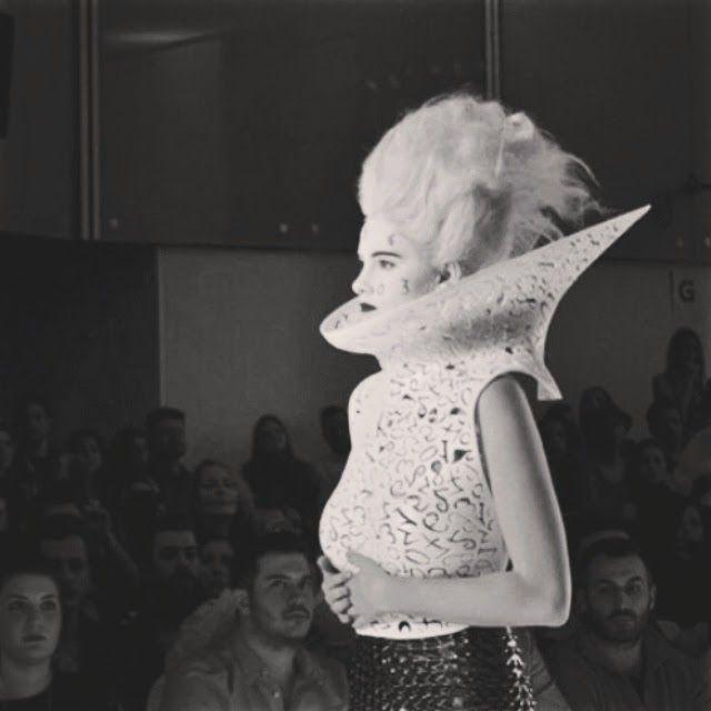 axdw, 17thaxdw, fashion show, fashion week, athens, fashion, black and white, models, runway, catwalk, mitrovgenis, konstantinos mitrovgenis