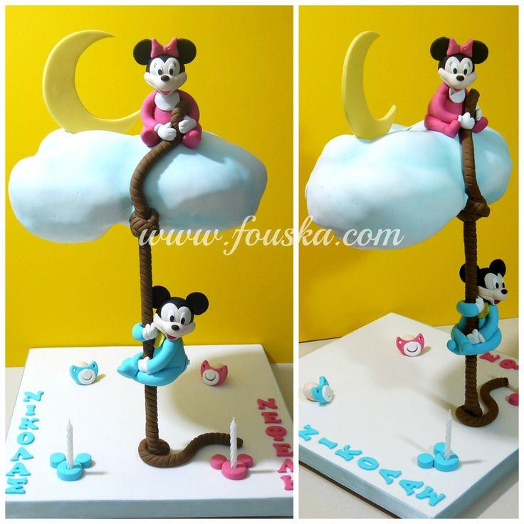 3D Gravity defying cake!                                                                                                                                                                                 Más