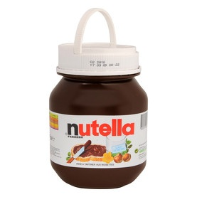 Nutella - Le méga pot de 5kg