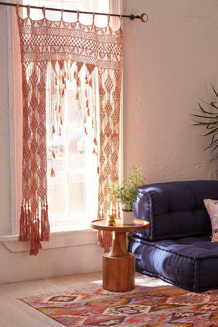 Best 25 bohemian curtains ideas on pinterest bohemian for Urban boho style furniture
