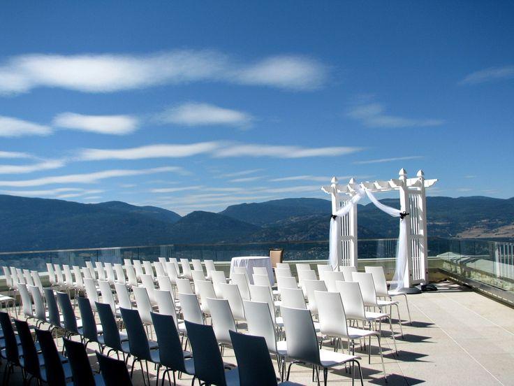 Rated #2 Wedding Venue in the Okanagan. Sparkling Hills Resort in Vernon, BC