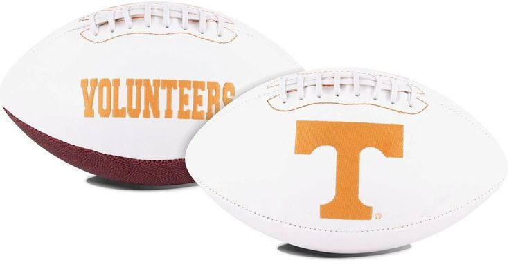 Tennessee Volunteers Football Full Size Embroidered Signature Series