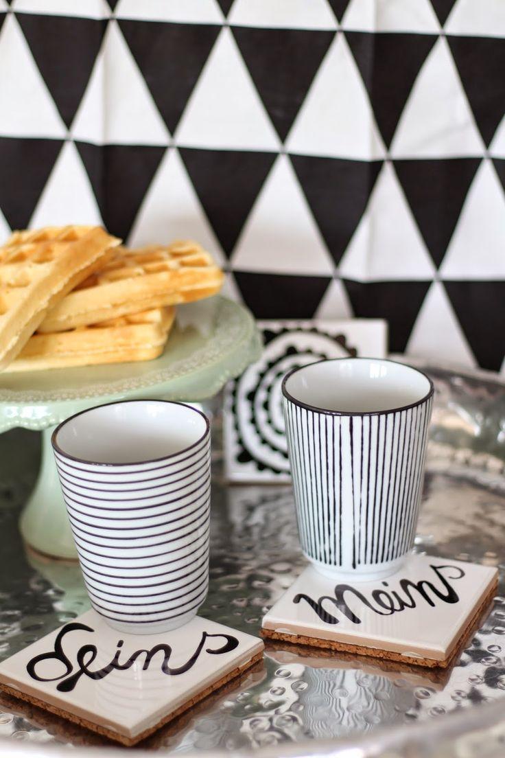 ber ideen zu keramikfliesen bemalen auf pinterest. Black Bedroom Furniture Sets. Home Design Ideas