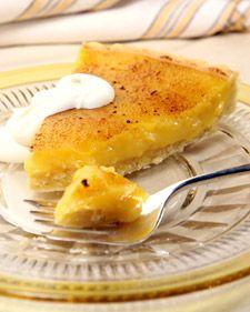 Lazy Mary's Lemon Tart http://www.food52.com/recipes/1374_lazy_marys ...