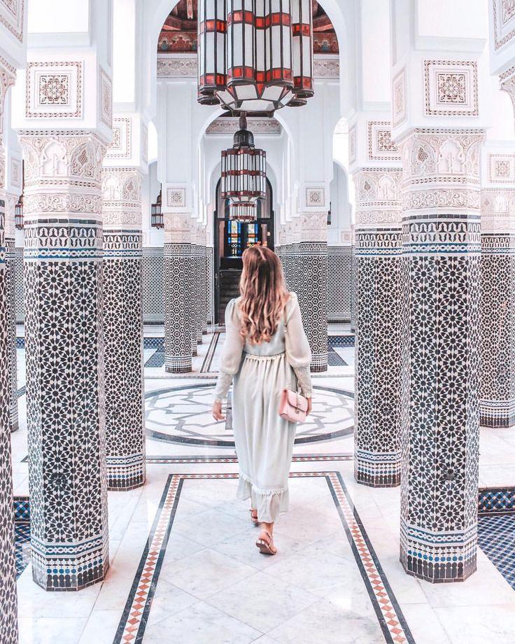 La Mamounia - Marrakesch