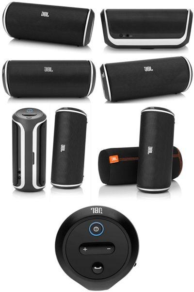 Enceinte portable sans-fil JBL #enceinte #bluetooth #portable #JBL #flip