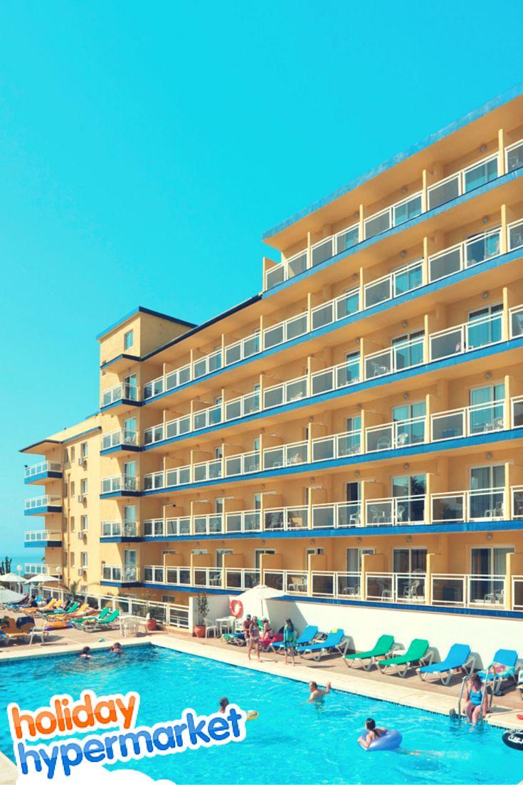 Bargain – Costa Del Sol – 4* Half Board Hotel Las Arenas 7 nights Newcastle Sunday 1st March 2015 Was £483pp now £273pp