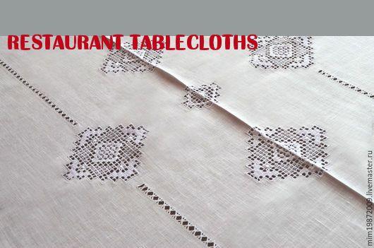 restaurant tablecloths