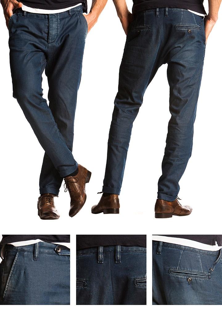 SS13 Men's Jeans. Fit: straight Model: Noley