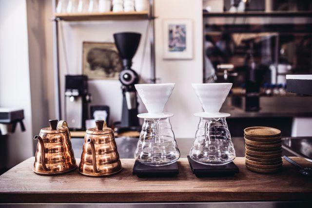 Koppi – för kaffeälskare