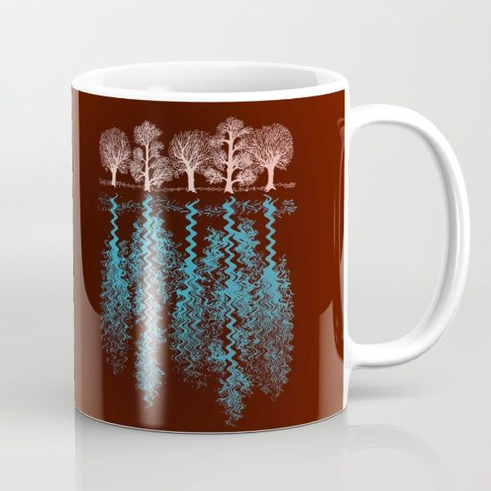 'Trees' Mug @Society6 **November 2016** CYBER MONDAY STARTS NOW - 20% OFF + FREE SHIPPING ON EVERYTHING! #offers #deals #society6 #blackweekend #cybermonday #tees #tshirts #specialoffers #discounts #clothingdiscounts #blackfriday #latedeals #trees #nature #prints #society6tees #fashion #newstyle #streetwear #treelover #treelovers #treehugger #clubwear #urbancool #latestoffers #cooltees #s6 #shareyoursociety6 #exclusive #designs #designer #nagohnala