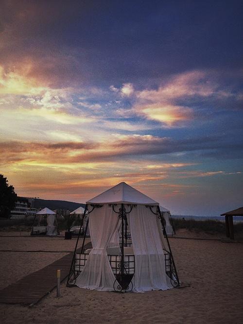 Golden Sands, Bulgaria.