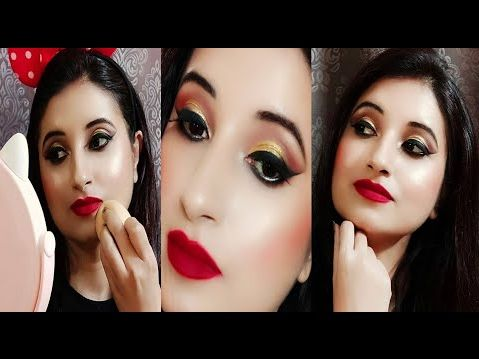 how to do parlour makeup at home stepstep makeup