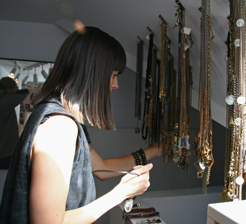 See the Creative Process of Biko Jewellery designer, Corrine Anestopoulo. http://www.torontostandard.com/daily-cable/creative-process-corrine-anestopoulos