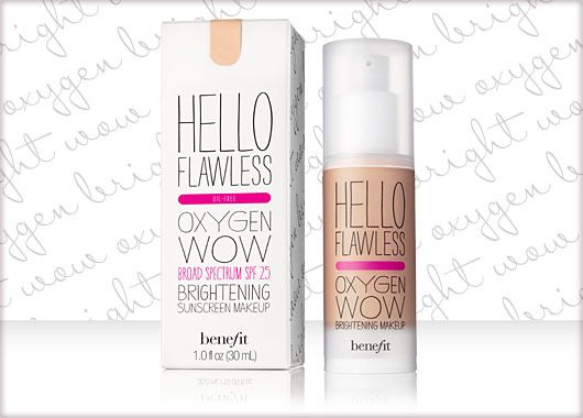 hello flawless oxygen wow!