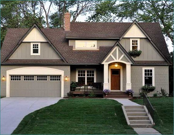 11 best house colours images on pinterest exterior color schemes exterior homes and exterior for Exterior colour schemes for brick houses
