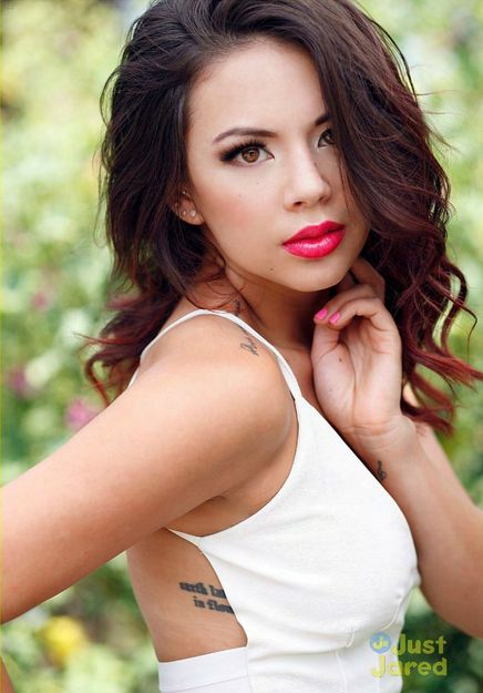 Nikki Hallard is portrayed by Janel Parrish. She is Paige's girlfriend and goes to another school, St Anthony's. She is possessive, controlling, desperately insecure, and violent.